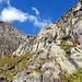 tratto alto della Valle di Gleno, in marcia verso il passo