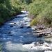 Der Rambach liefert das Wasser für den Mitterwaal