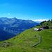 Die Hütten bei Barneuza Alpage
