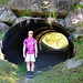 Tunnel kurz vor Zinal