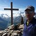Auf dem Gipfel des Jegihorns