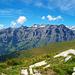 Aussicht vom Nordgipfel auf den [http://www.hikr.org/tour/post16858.html Trubelstock] (steht auch noch auf dem Programm!)