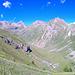 Die Siedlung Bachalp im Talgrund
