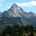 Ein Prachtgipfel der Allgäuer Alpen der Biberkopf