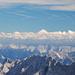 Blick zum Alpenhauptkamm