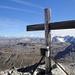 Gipfelkreuz kleines Furkahorn
