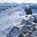 Der Gipfel des Gantrisch 2175m