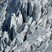 Nahe am Gletscherabbruch des Tschingelfirn