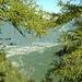 Blick nach Bellinzona