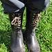 Hiken auf Nordisch (Viking Slagbjörn auf dem Kungsleden bewährt)  - eleganter als sämtliche High Heels!!