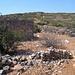 Früher gab es mehrere Siedlungen von Ziegenbauern auf der Insel.