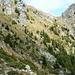 Bocchetta de Forcolet Pt.2229 vom Abstieg zur Alp de Bec her