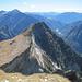 La bellissima Cresta della Föpia 2145m