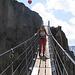 Sul nuovo, magnifico Salbitbrücke