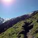Aufstieg Alp Rüederigs