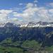 Das Grandiose Panorama rechts vom Gehrihorn