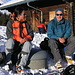 die letzten Sonnenstrahlen bei der Alp Silwängen