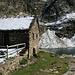 Rifugio Alpe die Lago von Norden...