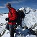 Markus und Micha am Gipfel