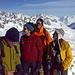 SAC Uto im Gipfelrausch