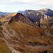 Blick zu den weiteren Sigriswiler Grat Gipfeln wie Mittaghorn und Burst, etc...