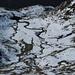 Schnee / Fluss - Landschaft.