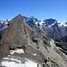 Mettelhorn! Nicht wirklich ne Schönheit! Aber extrem toller Aussichtsberg