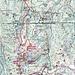 Meine Route auf den Мусала (Musala), mit 2925,304m der höchste Berg auf der Balkanhalbinsel und natürlich auch von Bulgarien.