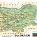 Lage vom Мусала (Musala; 2925,3) in Bulgarien.