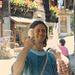 Das bin ich, 1985 in Grächen - ein Lecker-Eis vor der großen Eistour !