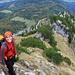 Abstieg vom Rettenkogel nach Norden