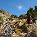 Montée au Lac de Jouclar (Valle de Incles, Andorre)