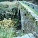 Die Brücke bei Pt. 1142 über den Riale di Drosina (Val di Lodrino)