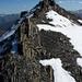 """""""Zahnstöcherli"""" vor dem Gipfel unseres """"Blaisun pitschen"""", Pt. 2995"""