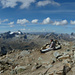 360° Panorama vom Piz Ot