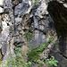 Blick zurück in eine wunderbare Felsenschlucht.