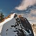 Brunnenkopf, die letzten Meter zum Gipfel