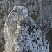 Die beiden Gipfelköpfe der Scherenspitzen