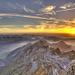 Sonnenuntergang auf dem Säntis  Dazu gibts auch den Sonnenaufgang, aufgenommen am gleichen Ort am nächsten morgen: http://www.hikr.org/gallery/photo384228.html?post_id=29030