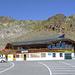am höchsten Punkt der Gletscherstraße - dem Gletscherrestaurant Weißsee