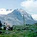 Vernagthütte (2766m) , [http://www.hikr.org/tour/post30989.html Fluchtkogel] u. [http://www.hikr.org/tour/post28007.html Hochvernagtspitze] vom Oberen Platteieck