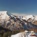 Köglalmen und Karwendel-Blick