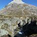 Ova da Bernina mit Piz Alv