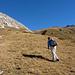 [u VR101] im weglosen Aufstieg im Val Minor