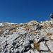 breiter Gipfelgrat
