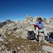Gipfelbucheintrag