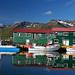 Nordisch: Im Hafen von Siglufjördur