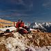 der Gipfelrastplatz