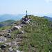 Gipfel Axalphorn