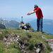 ??? ist zwei Jahre her (-; Hypnotisieren des Gipfelsteinmannes...